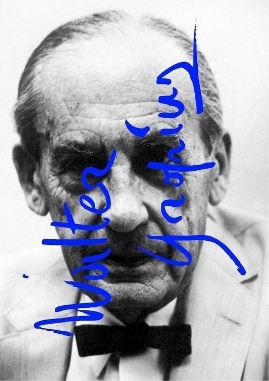 Walter Gropius - Founder Bauhau - bauhaus-movement | ello