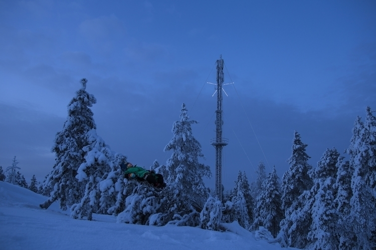 Arctic life tech nature. Boy la - rinot | ello
