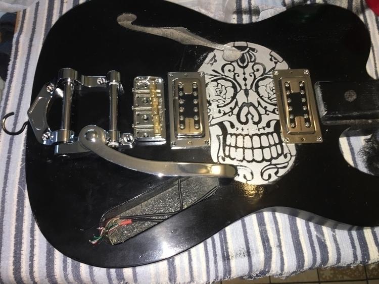 Building guitars... - welshpablo   ello