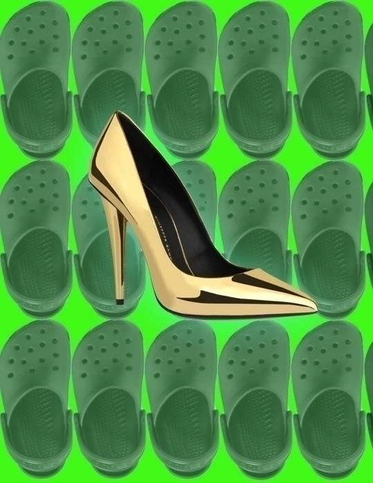 crocs social ostracism design c - jakesmelker | ello