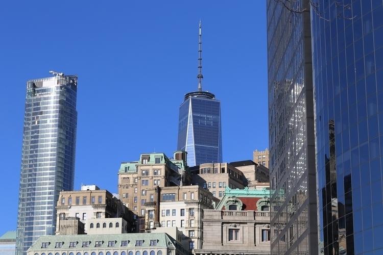 **NYC Skyline Fragment** small  - kevinrubin | ello