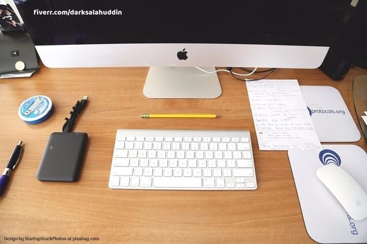 HomeOffice darksalahuddin - darksalahuddin | ello