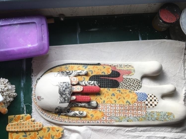 love part, work kiln ceramics w - april_d_felipe | ello