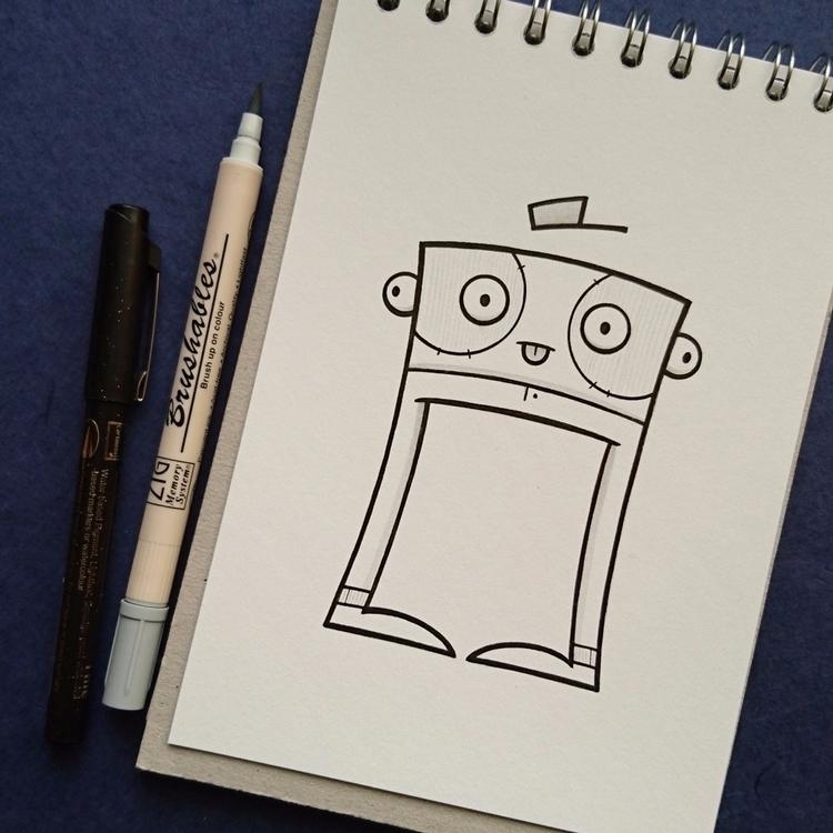 Blep! sketchbook character blac - stinajones | ello