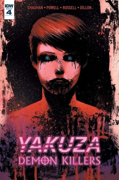 Yakuza Demon Killers 4 IDW Publ - oosteven | ello