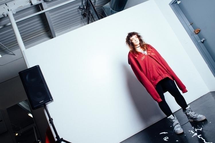 VETEMENTS Model Liza. photograp - sandypoirier | ello