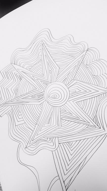 Work doodles linesonlinesonline - laurenelizabethtaylor   ello