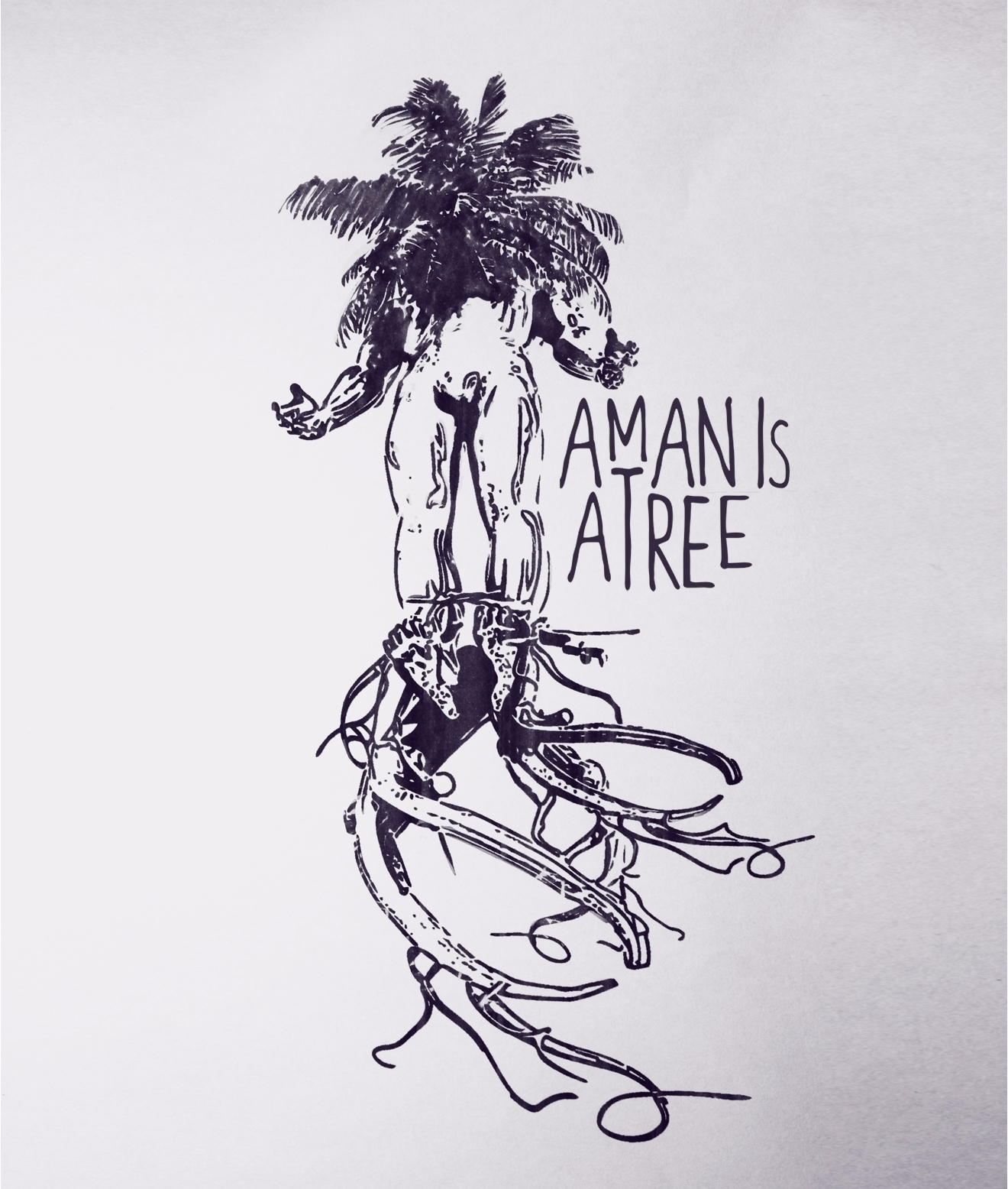 MAN TREE - rootless-rootless | ello