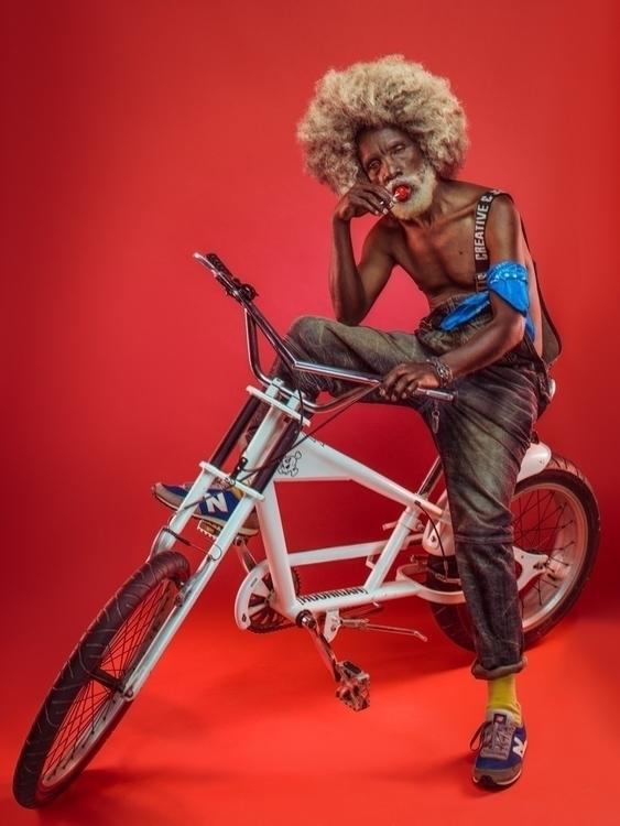 Osborne Macharia Kabangu (serie - blackartmatters | ello