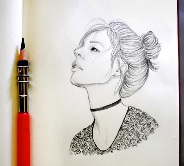 doodle sketch drawing sketchboo - j0eyg1rl | ello