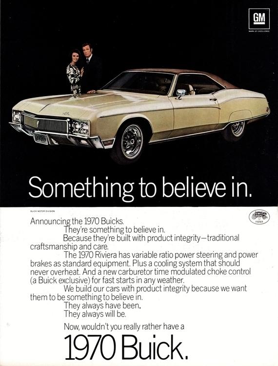1970 Buick Riviera Scan credit: - kohoso   ello