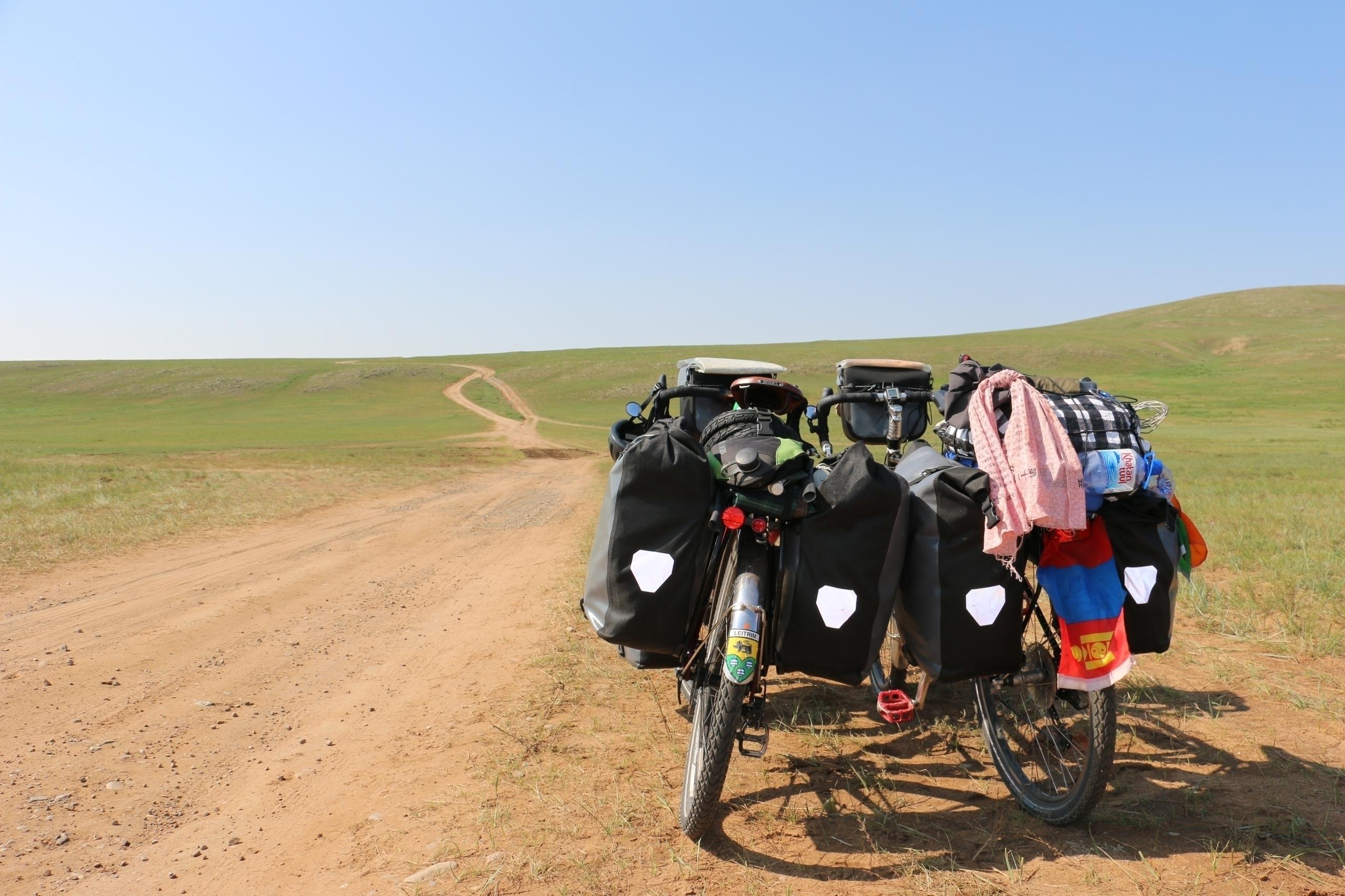 400 km Ulaanbaatar, capital, ro - crankandcog | ello