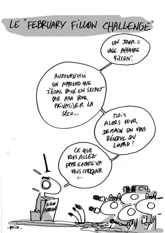 Le - february, Fillon, challenge - phiip | ello