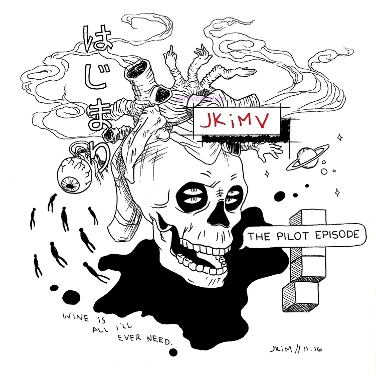 study cover art EP, Pilot Episo - jkimvcreative | ello