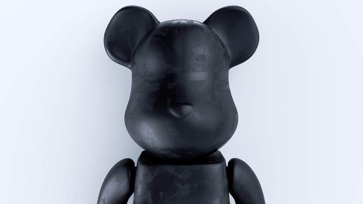 Originalplan® | Touch  - 3D,, Bearbrick, - originalplan | ello