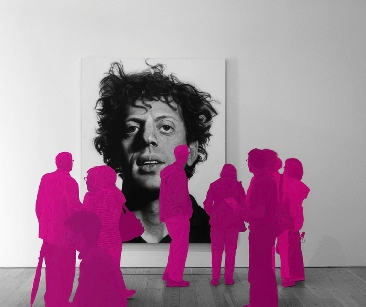 Chuck Close Whitney - marr-sullivan | ello