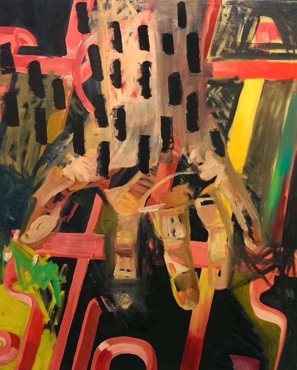 release Oil canvas - elloart, art - peytonrack | ello