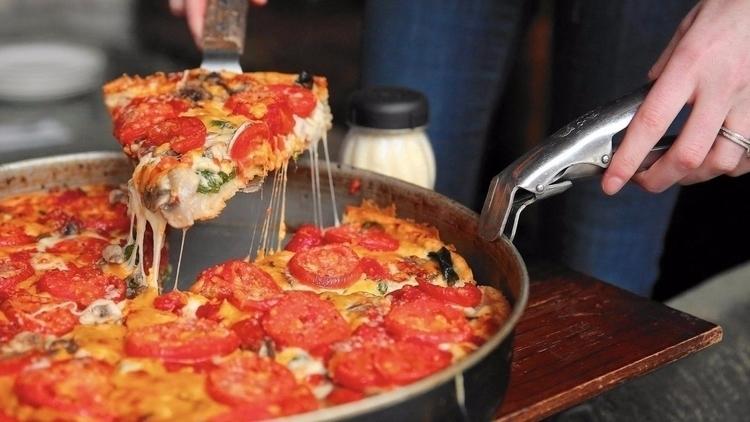 National Pizza Day. Chicago - chicagotribune | ello