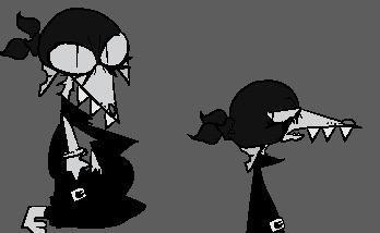 random character design backgro - crett | ello