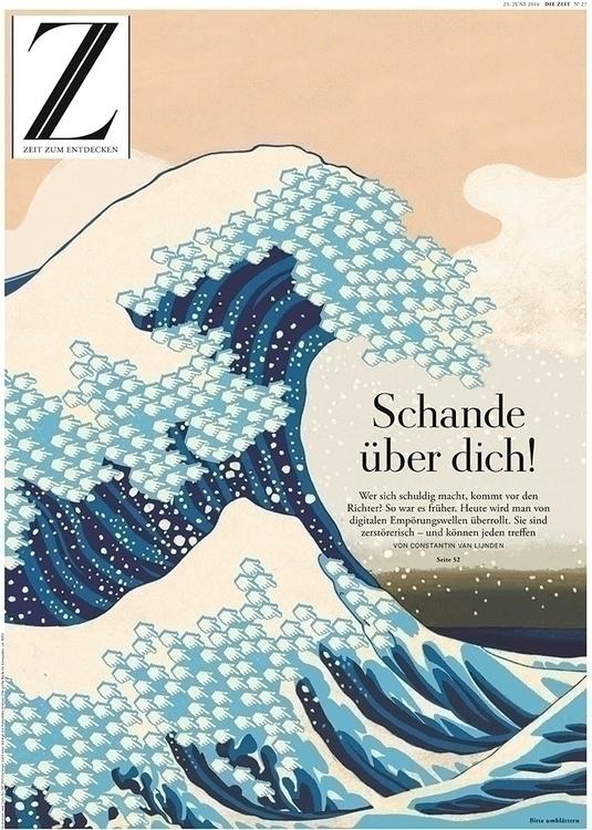 tribute wave (Die Zeit, AD Mali - canuivan | ello