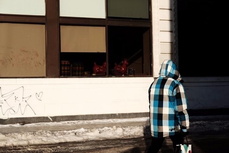 Winter shapes - street, streetphotography - maximemartin   ello