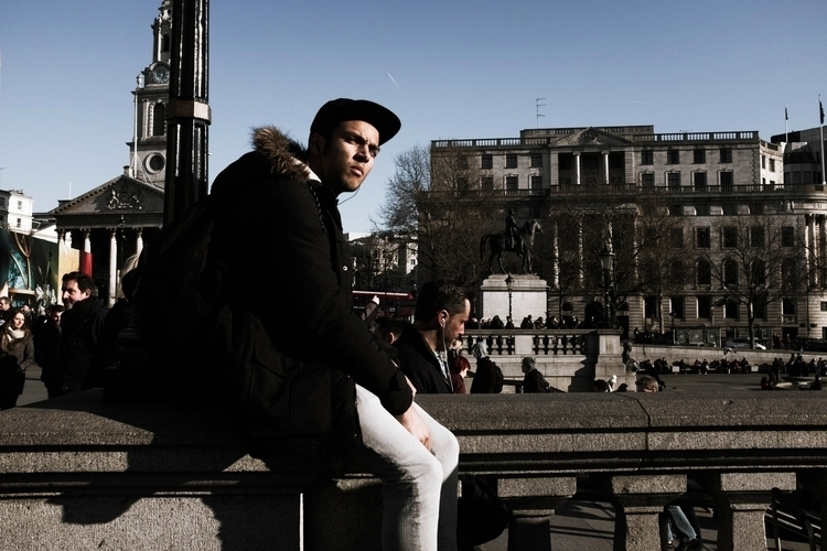 Cold Snap - LDN, London, StreetPhotography - liamjoseph | ello