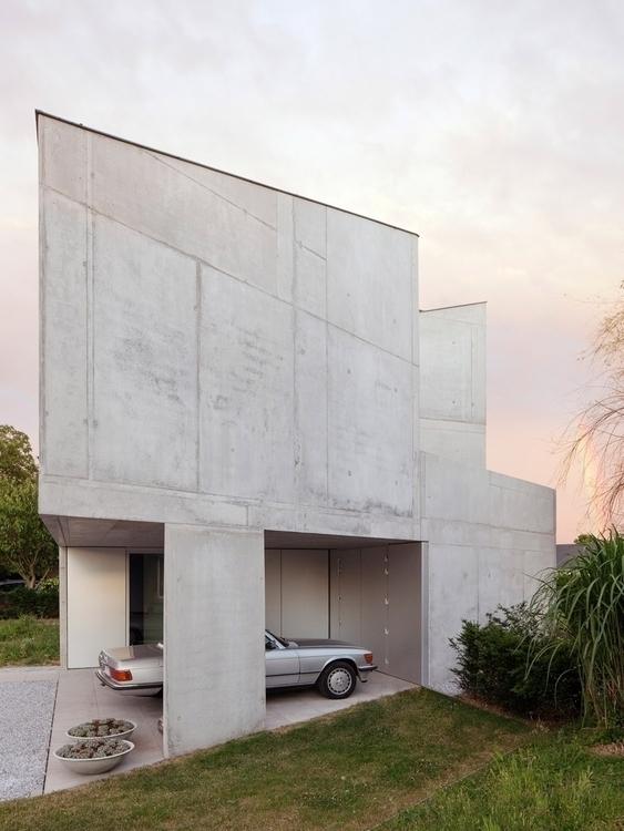 Liveable concrete shelter desig - thisispaper | ello