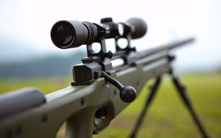 Gun Full Bullets Ready Shoot Ha - sanaullahshahbaz   ello