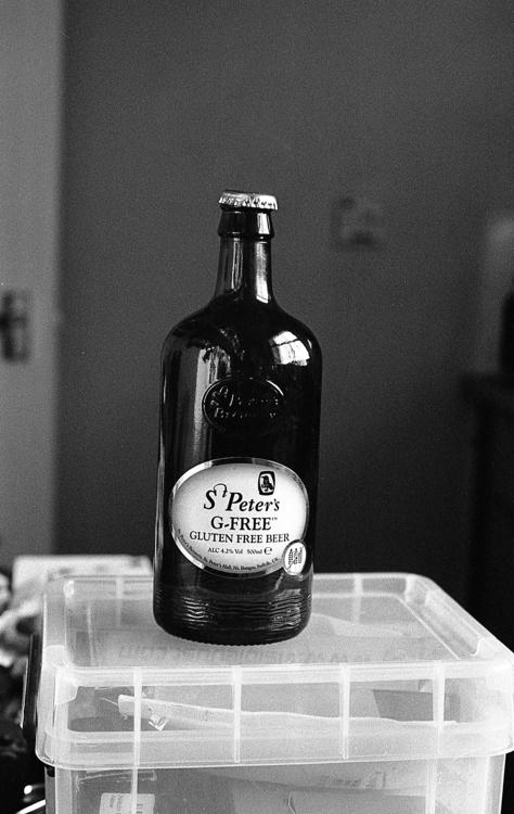Gluten Free Beer - Nikon, F2AS, 50mmf1.8AIS - toshmarshall | ello