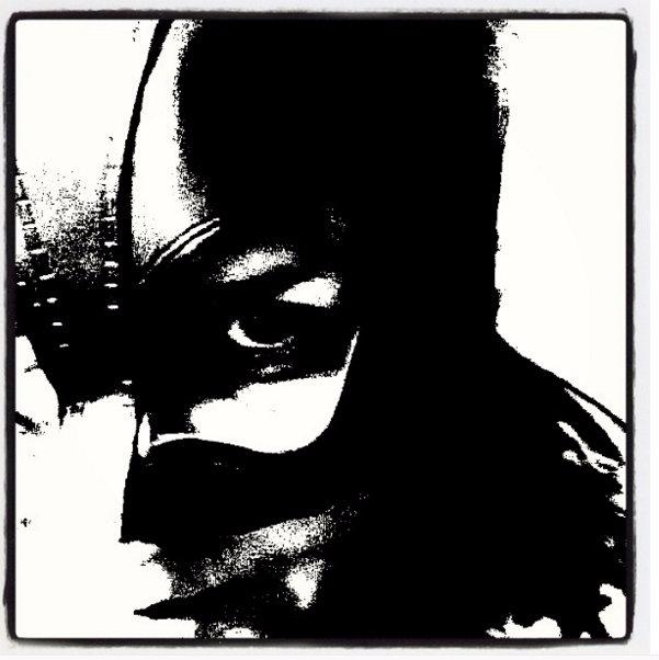 Catwoman. Birdman. mask fit. Bl - satuy | ello