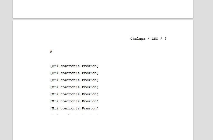 text editor bugs _The Shining - brettchalupa   ello
