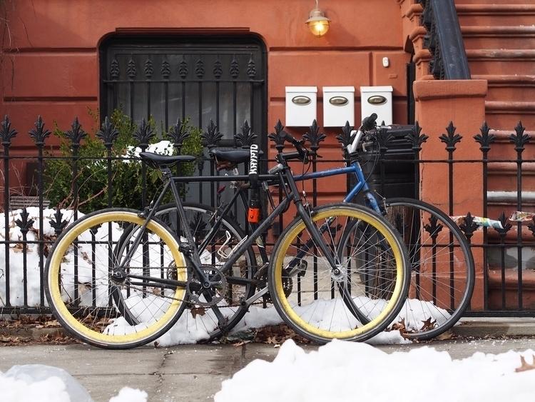 Snowbuddies - NYCSteelponies, BikesOfNYC - nycsteelponies | ello