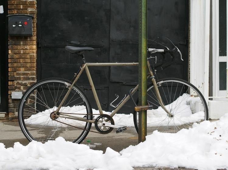 Mossypole - NYCSteelponies, BikesOfNYC - nycsteelponies | ello