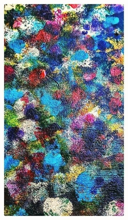 acrylic painting - dizyne | ello