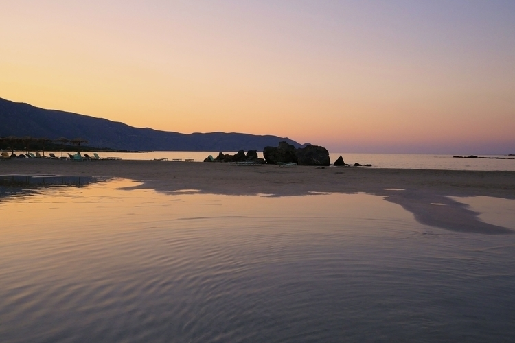 Elafonissi, Creta, Greece - voyage - choukhridje   ello