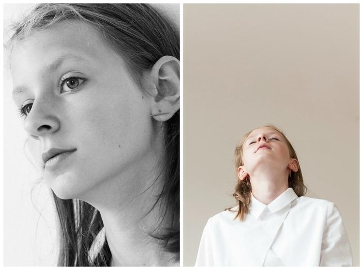 Talvikki Earrings silver brass - talvikkijewellery | ello