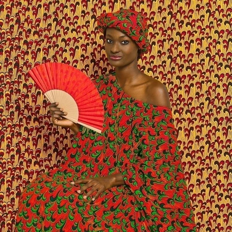 Omar Victor Diop Aminata Faye - blackartmatters | ello