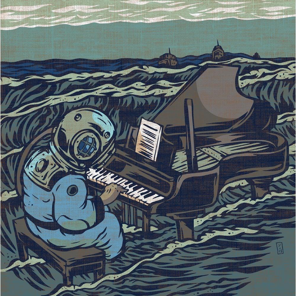 Symphony Rising Tides - illustration - thomcat23   ello