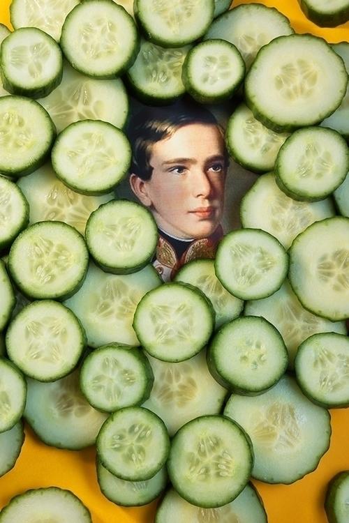 Target, Homage Jasper Johns - cucumber - zeren | ello