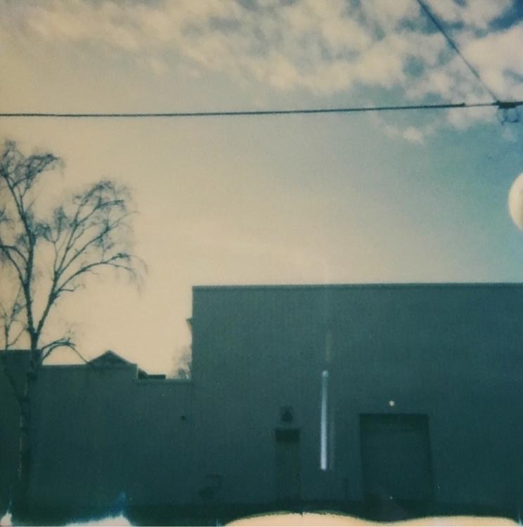 boom town II - Polaroid, photography - jkalamarz | ello