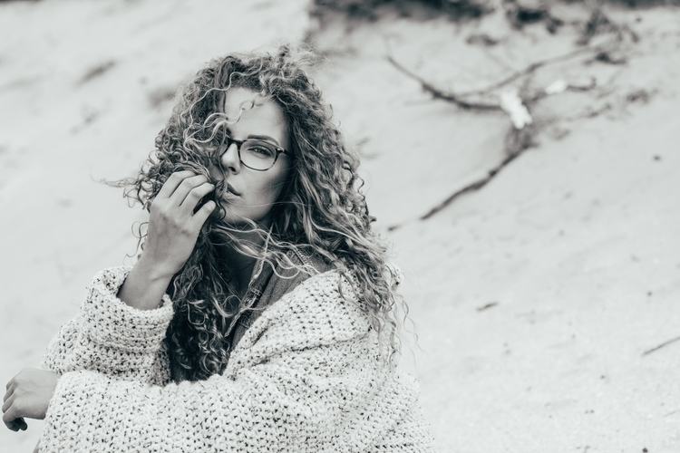 beachy vibes Kelly Comet Blue - photography - noukka | ello