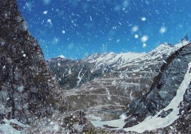 बरफ - Himalaya, snow, Riazhassan - riazhassan | ello