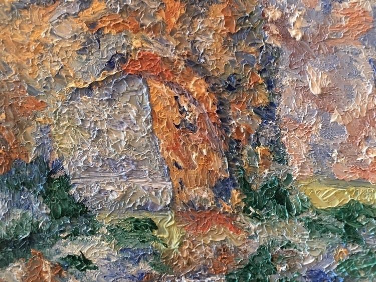Manneporte (Monet ) Melissa Rom - missymel6 | ello