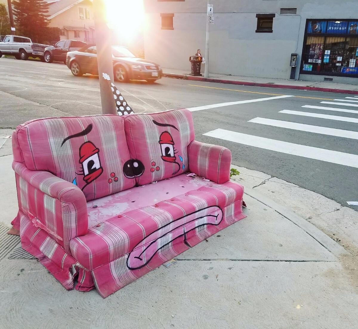 Los Angeles street art - marinaomi | ello