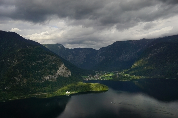 travelling pasion  - Hallstatt, lake - dianekiss | ello