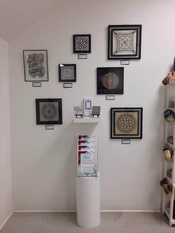 gallery wall Walkerville Artist - alphabetsalad | ello