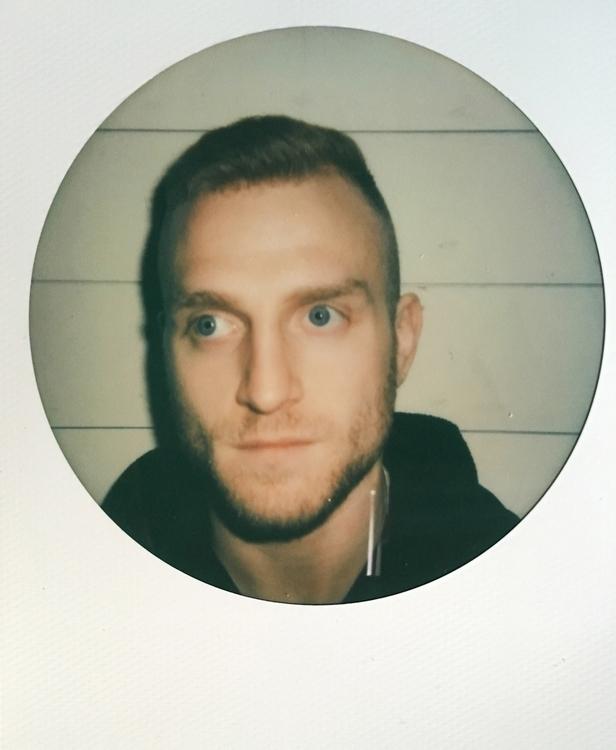 Dan - polaroid, portrait, ellopolaroid - jkalamarz   ello