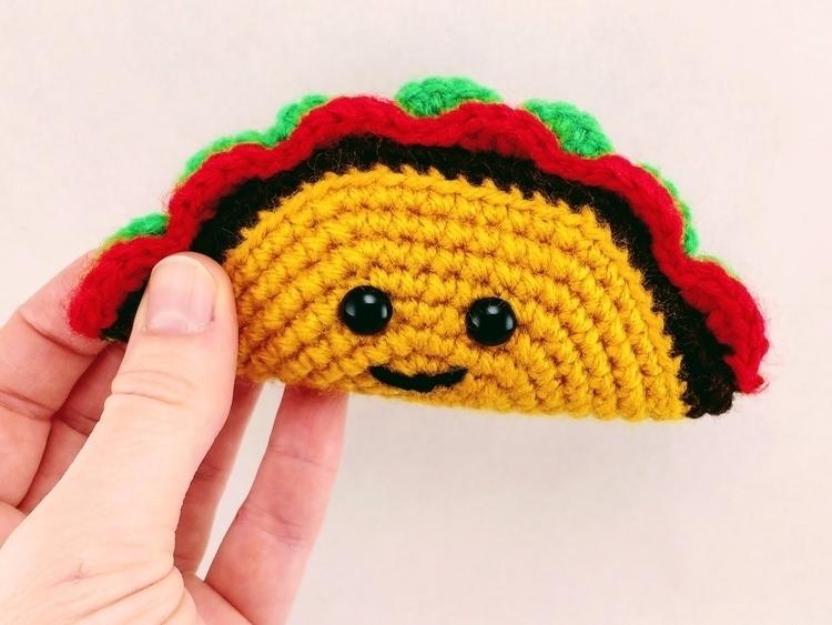 Happy hope enjoy tacos love tod - miniaturemonkeycreations | ello