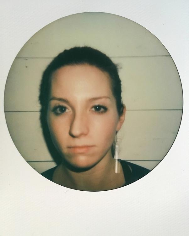 Heather - polaroid, portrait - jkalamarz | ello