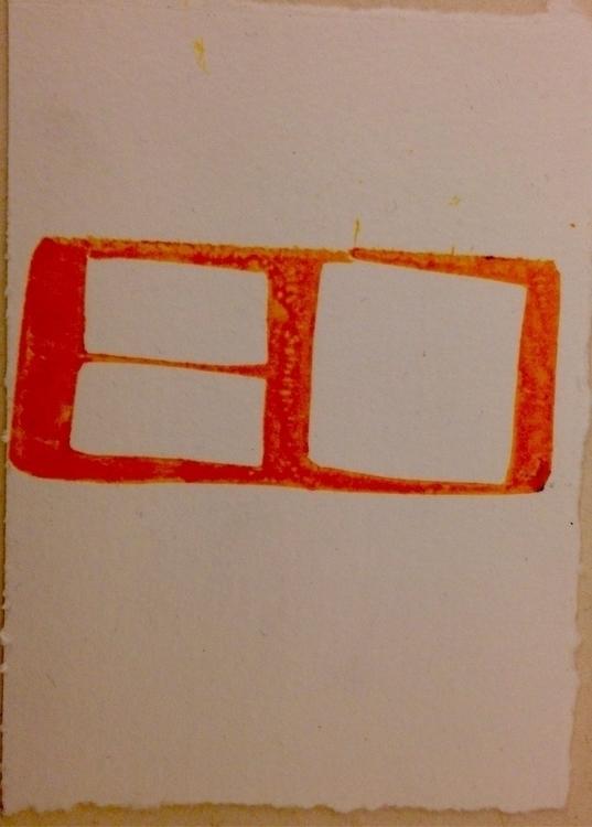 Windows blocks orange. remember - charlottieclark | ello